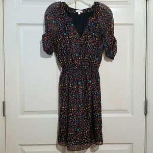 Shoshanna | 100% silk dress multicolor 2